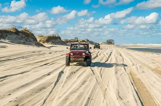 Currituck beacCurrituck County Tourism beach drivingh driving