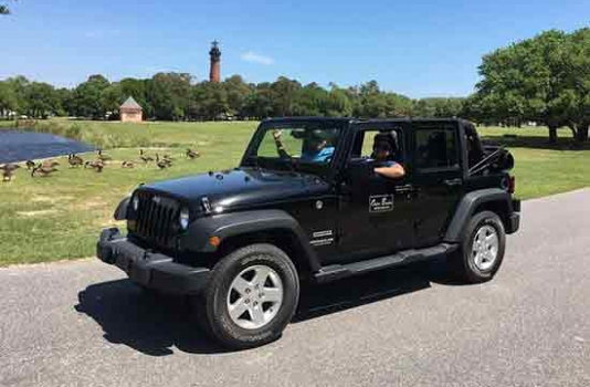 Outer Banks Jeep 4-door