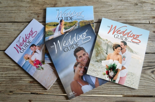 Many years of OBX Wedding Guide