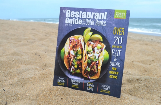 Restaurant Guide to the Outer Banks 2017