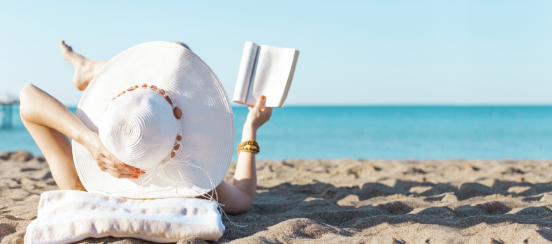 Books to Fill Your Beach Bag