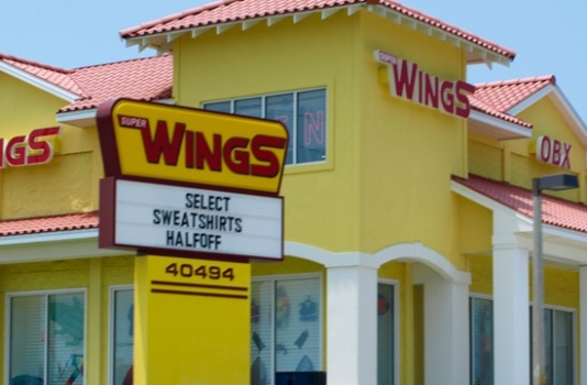 OBX VACATION FUN GUIDE - Exterior photo of Super Wings