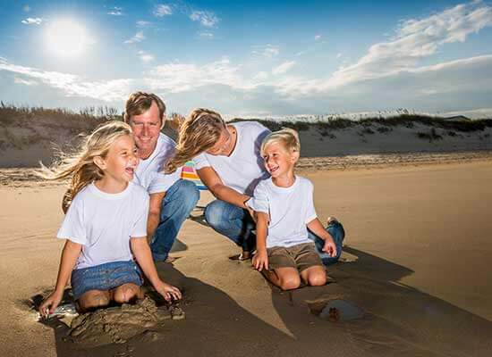 Currituck OBX family vacations