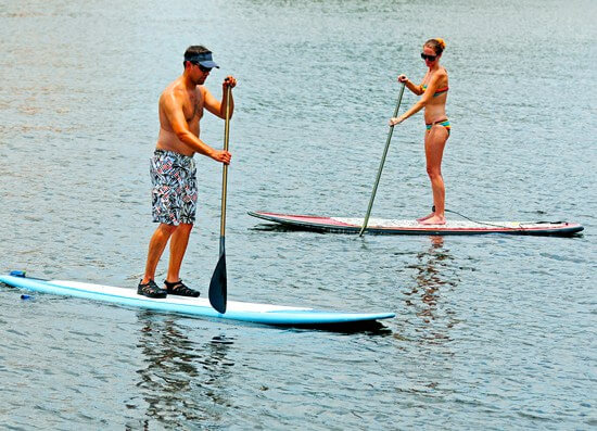 Duck NC Paddleboarding