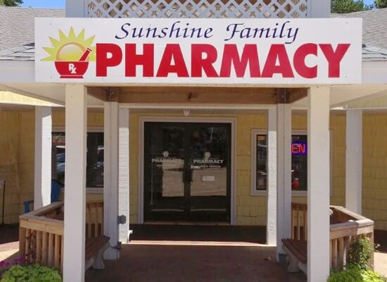 OBX VACATION FUN GUIDE - Sunshine Pharmacy exterior photo