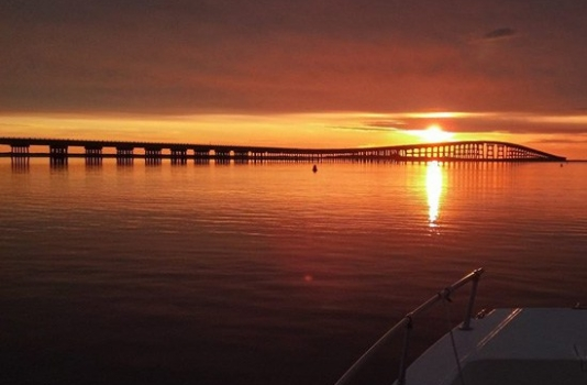 Outer Banks Cruises - Sunset Photo