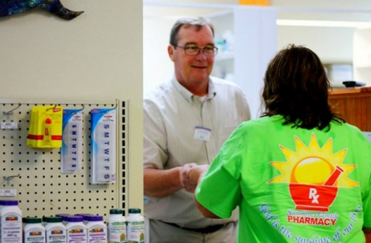 OBX VACATION FUN GUIDE - Photo of Sunshine Pharmacy interior