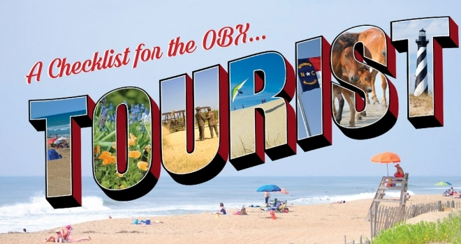 A Checklist for the OBX Tourist